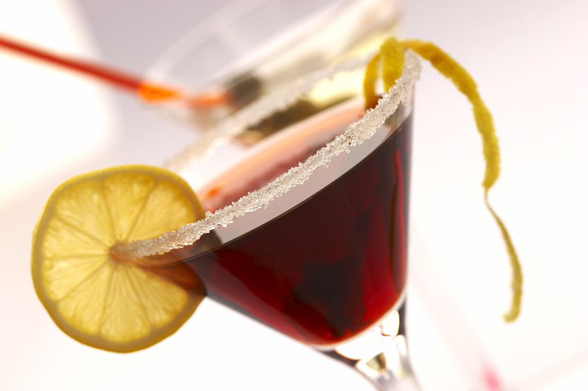 hot cocktail drinks